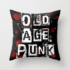 OAP Throw Pillow