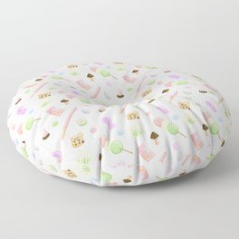Weeaboo Candy Floor Pillow