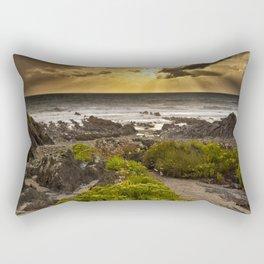 Sunrays Rectangular Pillow