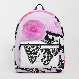 Camellia Blush Backpack