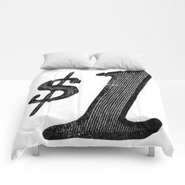 1 dollar Comforters