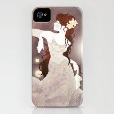Rapunzel iPhone (4, 4s) Slim Case