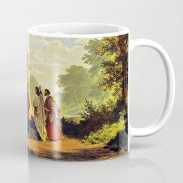 Road To Emmaus Coffee Mug