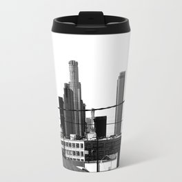 LA Skyline Travel Mug