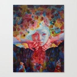 Nomi Canvas Print