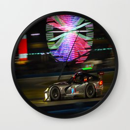 SRT Dodge Viper GTS | Rolex 24 Wall Clock
