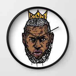 King J Wall Clock