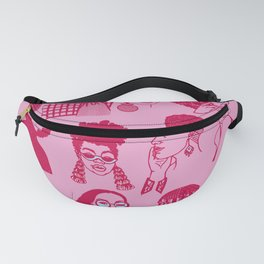 Babes of Summer Fanny Pack