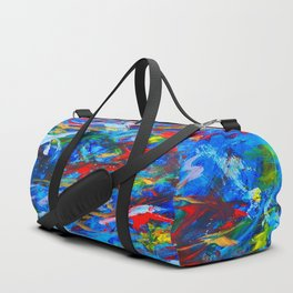 Winter In Russia #society6 #decor #buyart Duffle Bag