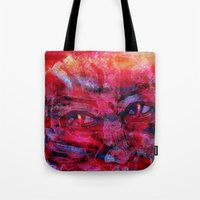 twilight Tote Bags featuring Twilight by Joel Mata