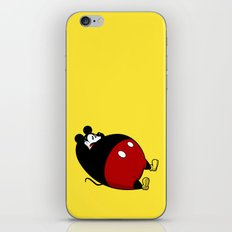 TUBY : Mickey iPhone & iPod Skin