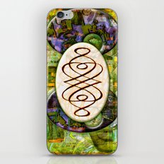 Andrea (#TheAccessoriesSeries) iPhone & iPod Skin