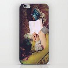 Bookish 05 iPhone & iPod Skin