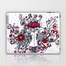 Out of the box Laptop & iPad Skin