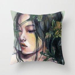 Tenacious Throw Pillow