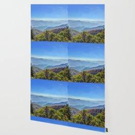 Blue Ridge Mountains Wallpaper