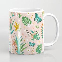 Endangered Wilderness - Blush Pink Coffee Mug