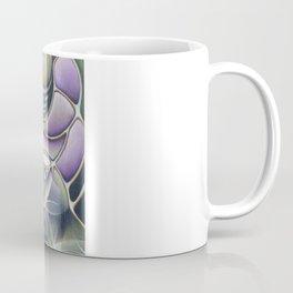"""Avatara"" - Fine Art Print of Acrylic Painting Coffee Mug"