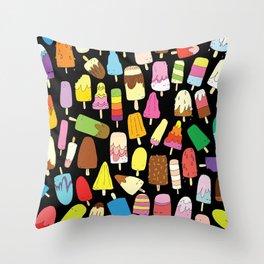 LOLLIES! Throw Pillow