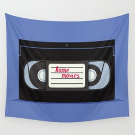 Home Movies Wall Tapestry