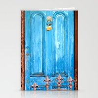 door Stationery Cards featuring door by Hannah