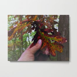 It's Time to Recover Our Wholeness Metal Print