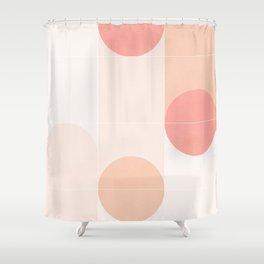 Retro Tiles 09 #society6 #pattern Shower Curtain