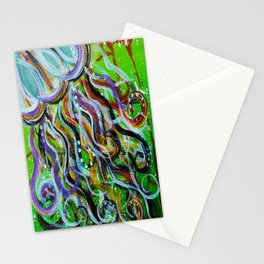 Sea Series jelly Stationery Cards