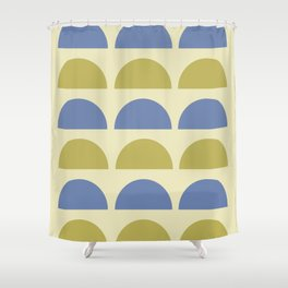 60s Vibe #15 Shower Curtain