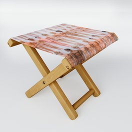Living In A Barbie World Folding Stool