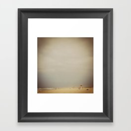 Tower 61 Framed Art Print