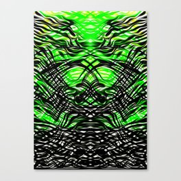 Psikedelix 133 Canvas Print