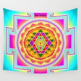 Shri Chakra Wall Tapestry