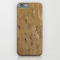 Thin Branches Sepia Slim Case iPhone 6s