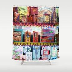 Weasley's Wizard Wheezes Shower Curtain