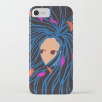 pocahontas iPhone & iPod Cases featuring Pocahontas by Glopesfirestar