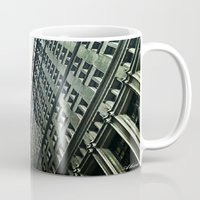 inception Mugs featuring inception by ALEXIS