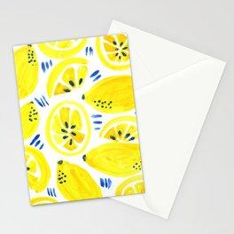 Lemon Bliss Stationery Cards