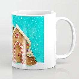 Christmas gingerbread party Coffee Mug