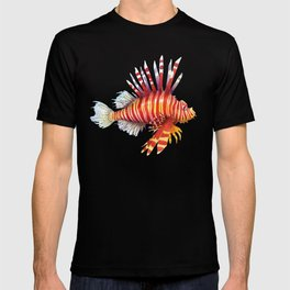 Firefish - lion fish T-shirt