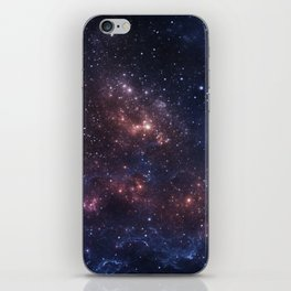 Stars and Nebula iPhone Skin