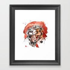 The Boar Framed Art Print