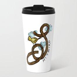 shitbird - 31daysofcursing Travel Mug