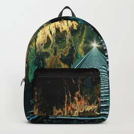 A Journey To A Star Backpack