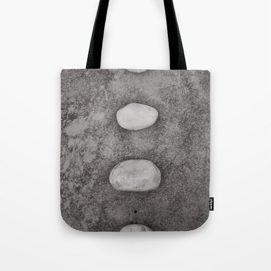 Lined up Tote Bag