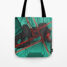 ULTRACRASH 2 Tote Bag