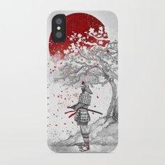 Kireji (cutting word) iPhone X Slim Case