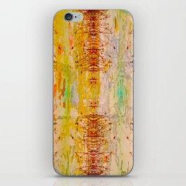Organic Pattern iPhone Skin