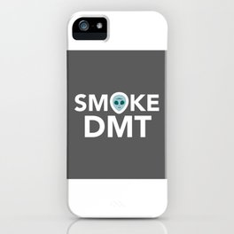 Smoke DMT iPhone Case