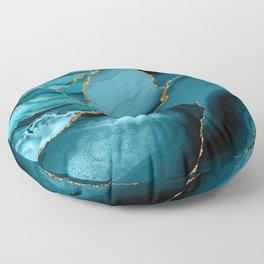 Iceberg Marble Floor Pillow